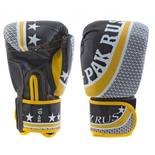 Тренировочные перчатки из искусственной кожи Flex Pak Rus