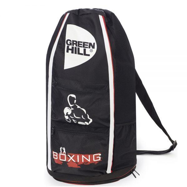 сумка рюкзак черный