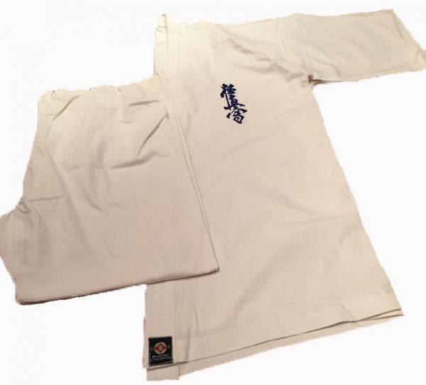 плотное кимоно для киокушинкай