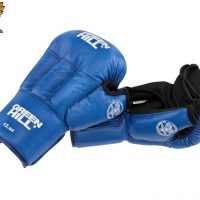 HHG-2296FRB Перчатки для рукопашного боя Approved OFRB синие/красные Green Hill
