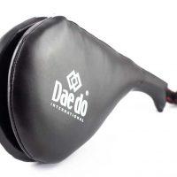 PR1622 Ракетка для отработки ударов черная (двойная) DAEDO
