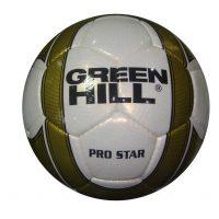 FB-9103 Мяч футбольный GREEN HILL PRO STAR