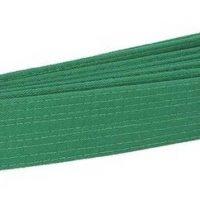Пояс для кимоно зеленый,280см Bax