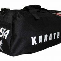 KBP17750 Сумка-рюкзак трансформер Каратэ Traditional черная Khan