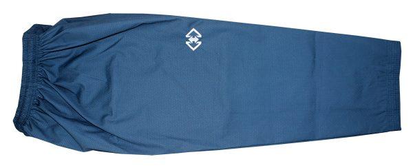 TUP004 Пхумсэ добок для женщин белый с синим Poomsae Dan Dobok Female Khan