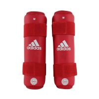 ЗАЩИТА ГОЛЕНИ ADIDAS WAKO KICKBOXING SHIN GUARDS КРАСНАЯ/СИНЯЯ