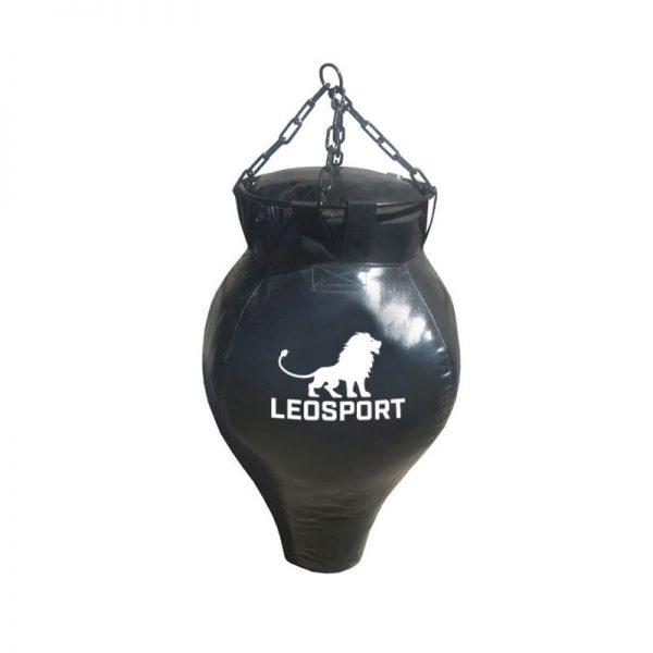 Мешок боксерский «Апперкот»+подвесное устройство, тент Леоспорт