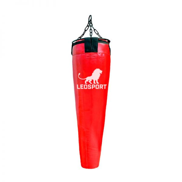Мешок боксерский «Конус»+подвесное устройство, тент Леоспорт