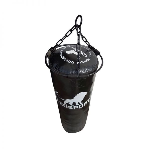Мешок боксёрский «Cпециалист» + подвесное устройство кирза Леоспорт