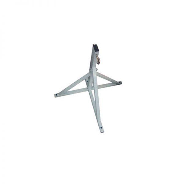 Кронштейн для снарядов металлический, основание 60*60 см Леоспорт