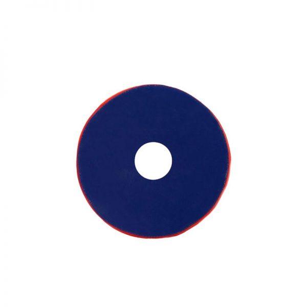 Лапа круг для отработки ударов Леоспорт
