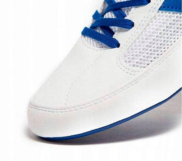 Борцовки Adidas HVC 2 бело-сине-красные