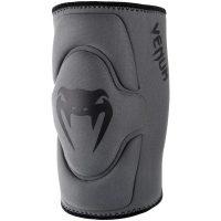 Наколенники Venum Kontact Gel Grey/Black (пара)