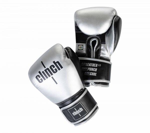 Перчатки боксерские Clinch Punch 2.0