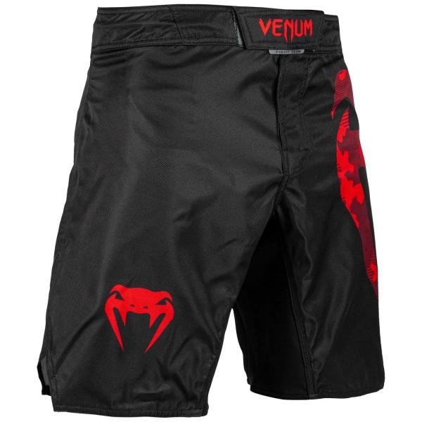 Шорты ММА Venum Light 3.0 Black/Red