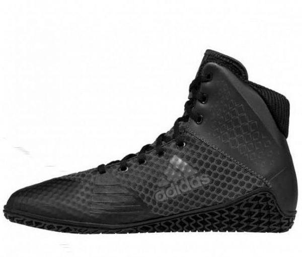 Борцовки Adidas Mat Wizard.4 черные