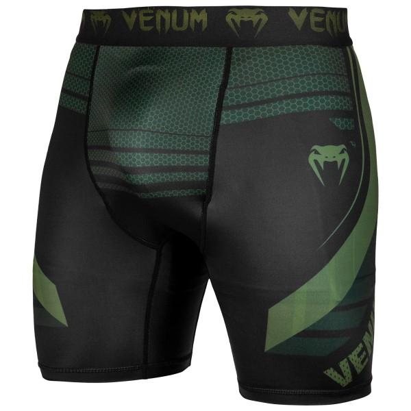 Компрессионные шорты Venum Technical 2.0 Khaki/Black