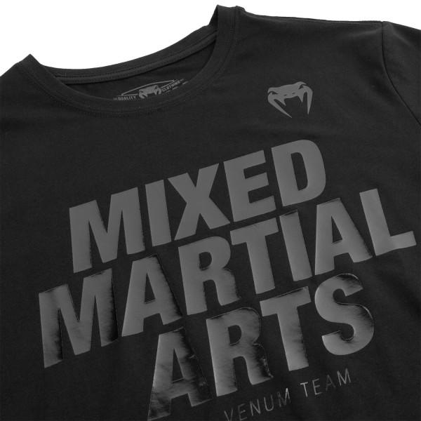 Футболка Venum Sport Classic MMA Black/Black