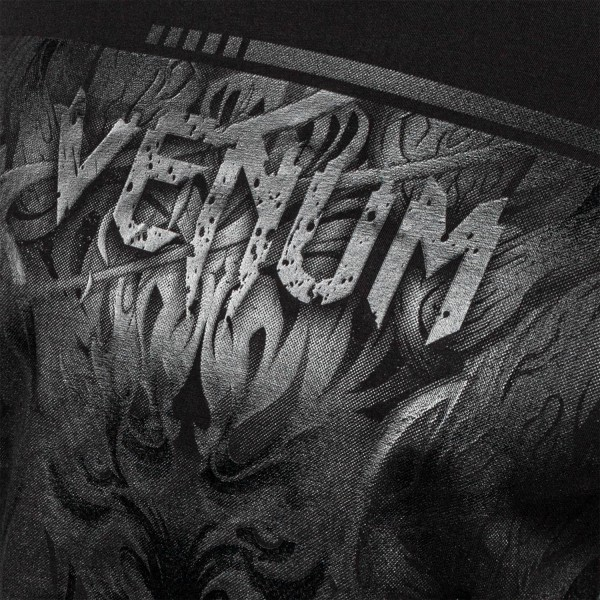 Футболка Venum Devil Black/Black