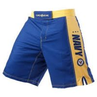 Шорты ММА Clinch Gear Pro Series Short The Navy