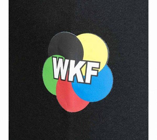 Толстовка с капюшоном детская Adidas Combat Sport Hoody Karate WKF Kids