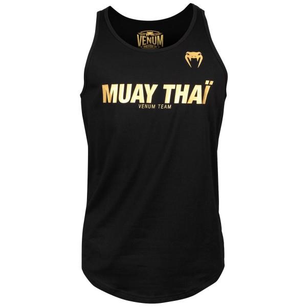 Майка Venum Sport Classic Muay Thai Black/Gold