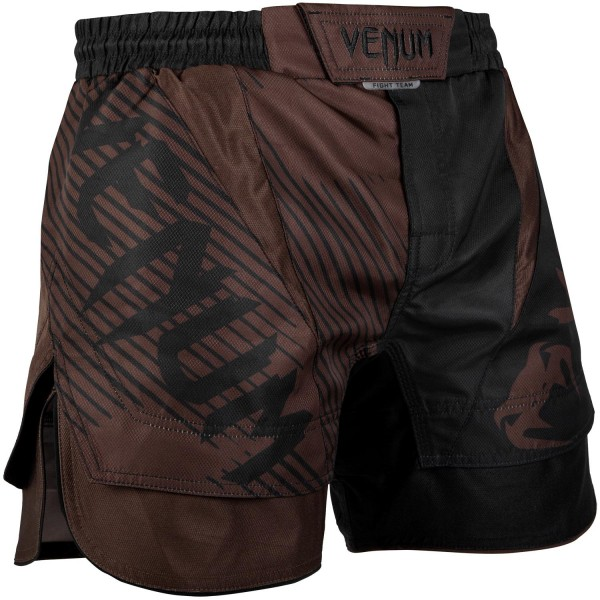 Шорты ММА Venum NoGi 2.0 Black/Brown