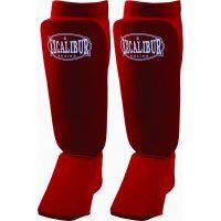 Щитки голень-стопа Excalibur 1104-Red