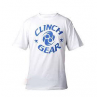 Футболка Clinch Gear Icon Tee White/Blue