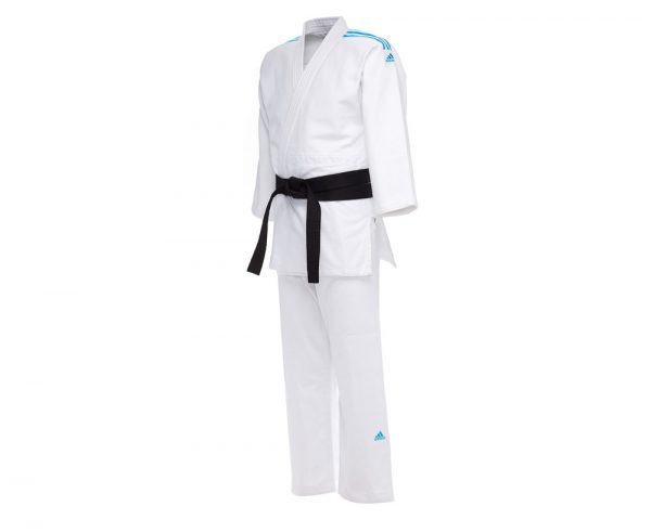 Кимоно для дзюдо Adidas Contest белое