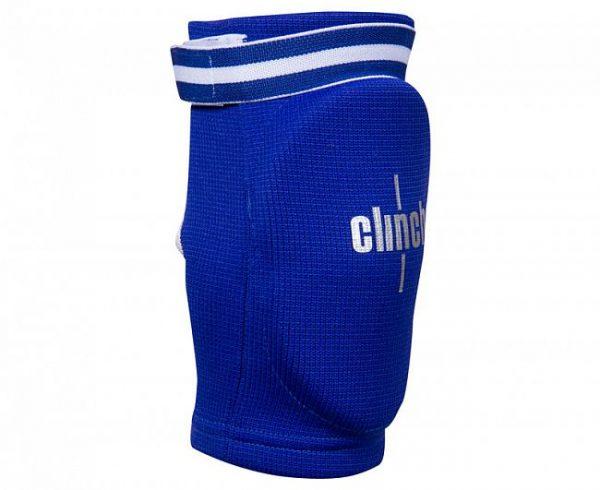 Защита локтя Clinch Elbow Protector красная/синяя