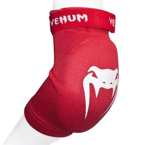 Налокотники Venum Kontact Red (пара)