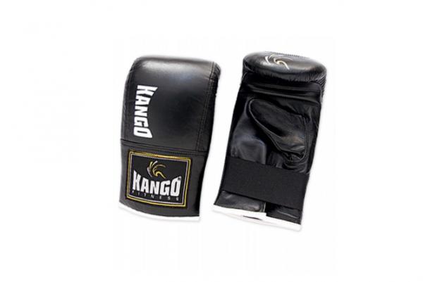 Перчатки снарядные Kango KBM-014 Black PU
