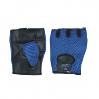 Перчатки для фитнеса Kango WGL-072 Black/Blue