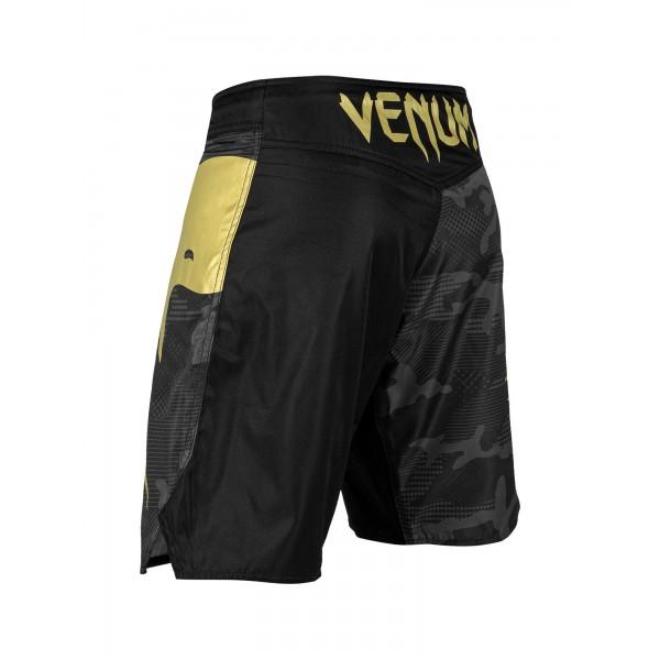 Шорты ММА Venum Light 3.0 Gold/Black