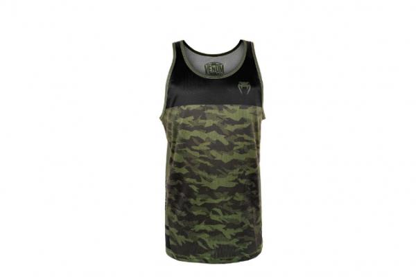 Майка Venum Trooper Forest Camo/Black