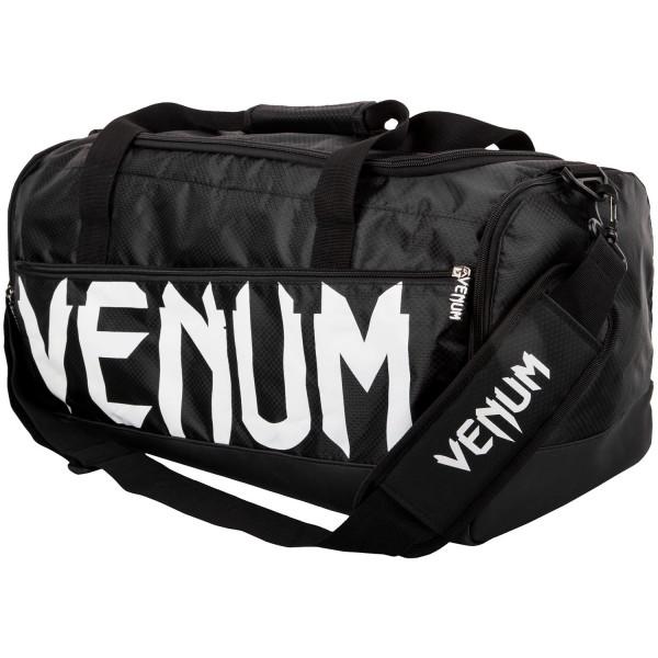 Сумка Venum Sparring Black/White