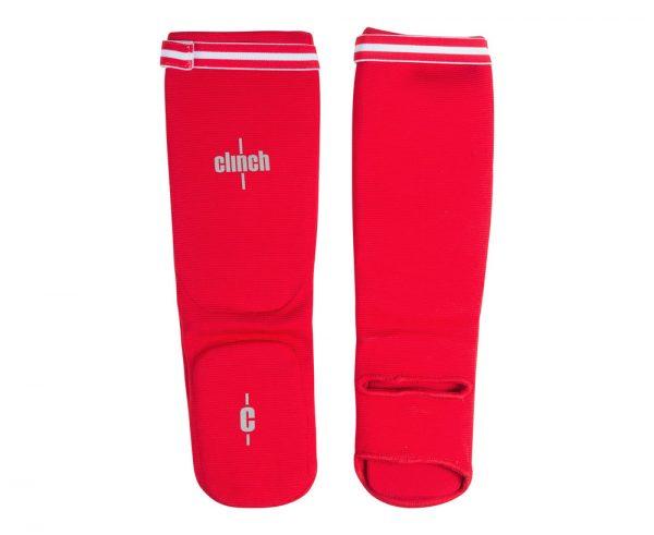 Защита голени и стопы Clinch Shin Instep Protector