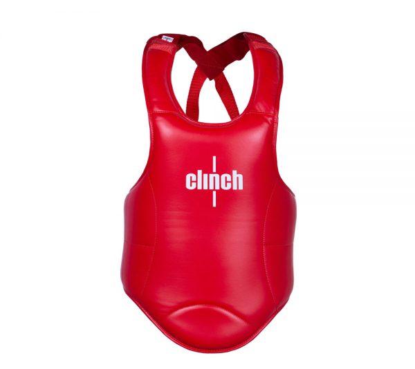 Защита корпуса Clinch Thai Chest Guard красная/синяя