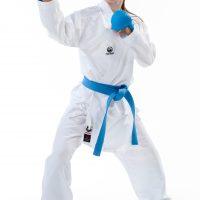 Кимоно Кумитэ Мастер Атлетик WKF Tokaido 3,5 унций, белое