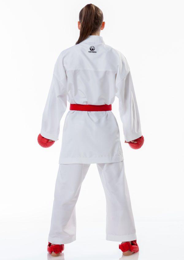 Кимоно Кумитэ Мастер RAW WKF Tokaido 3,5 унций, белое