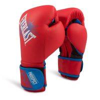 Перчатки боксерские детские Prospect Everlast красные/синие