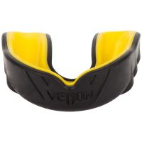 Капа боксерская Venum Challenger Black/Yellow