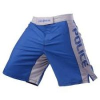 Шорты ММА Clinch Gear Pro Series Short- Police