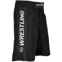 Шорты ММА Clinch Gear Performance Wrestling Short- Black