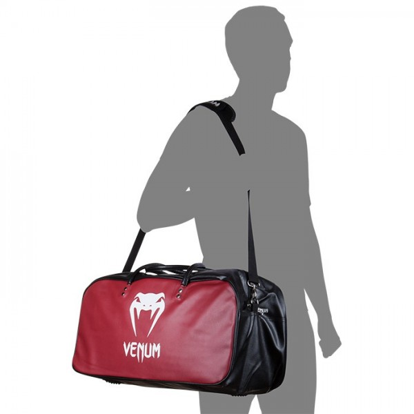 Сумка Venum Origins Bag Medium Black/Red