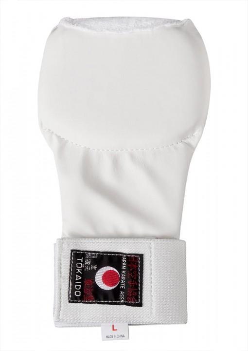 Накладки для каратэ JKA Tokaido белые