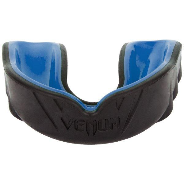 00489 Капа боксерская Venum Challenger Black/Blue