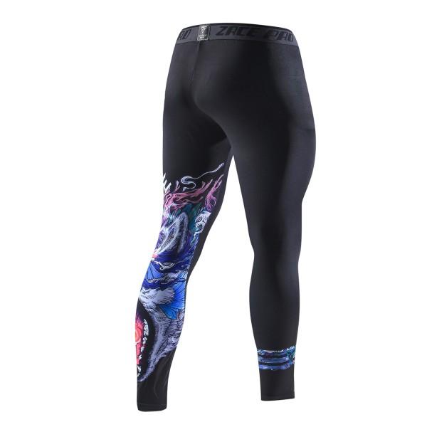 Компрессионные штаны ZRCE JSK223