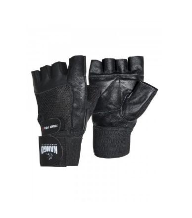 Перчатки для фитнеса Kango WGL-065 Black